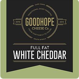 Full Fat White Cheddar